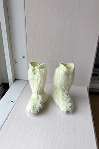 自主練4号くん…の足